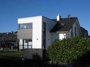 Einfamilienhaus attendorn um anbau architektur projekte tatort architektur - Anbau haus ideen ...