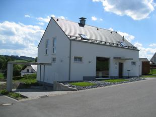 Foto: Einfamilienhaus Drolshagen - Neubau