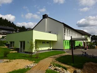 Foto: Kindergarten Olpe-Saßmicke  - Anbau und Sanierung